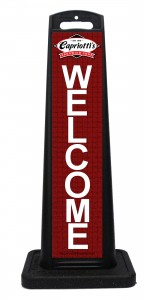 Portable Indoor Welcome Sign