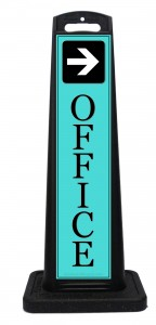 Portable Indoor Office Sign