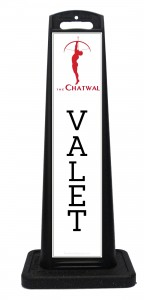 Chatwal Hotel Valet Sign