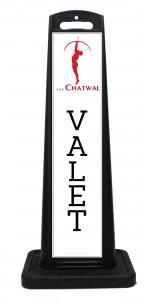 Chatwal Hotel Valet Sign