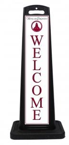 Hotel Del Coronado Welcome SIgn