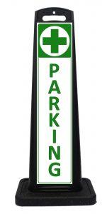 Portable Medical Marijuana Dispensary Parking Lot Sign